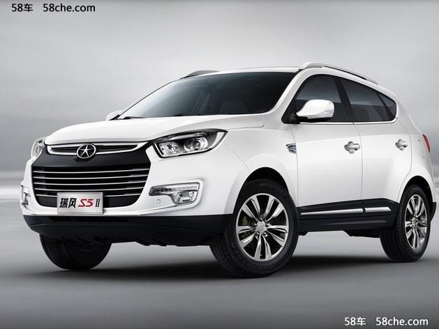 江淮瑞风S5现车价格 最高优惠0.1万元