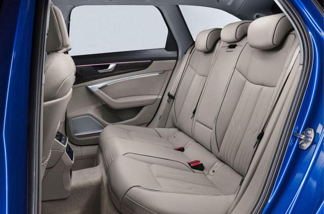 奥迪新A6 Avant官图发布 外观时尚大气