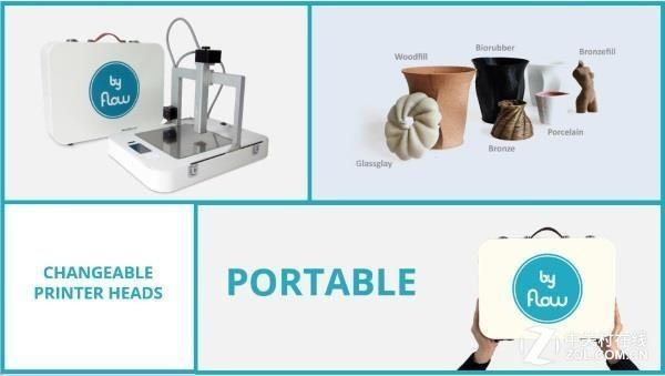 荷兰厨师与byflow合作推3D打印食品餐厅