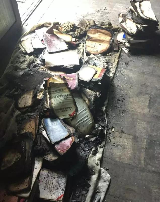 最长湘绣《千鹤图卷》遇火灾被毁 价值2500万