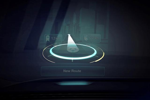 纳智捷全新概念车内饰设计图发布