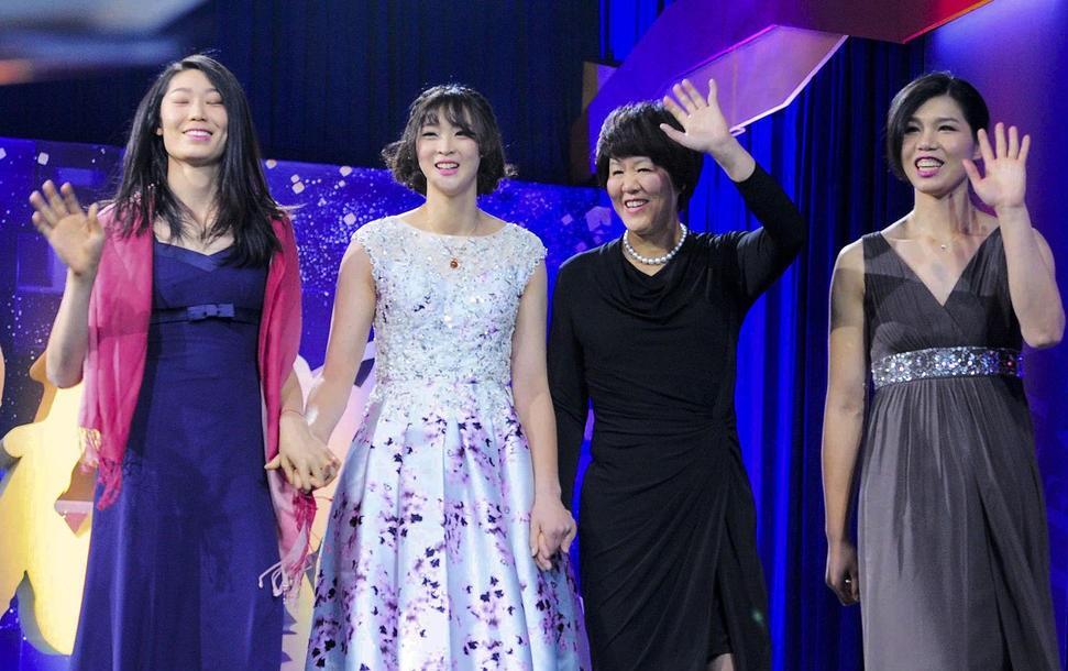 女排不仅有朱婷惠若琪 全明星赛李盈莹或能圈粉外洋