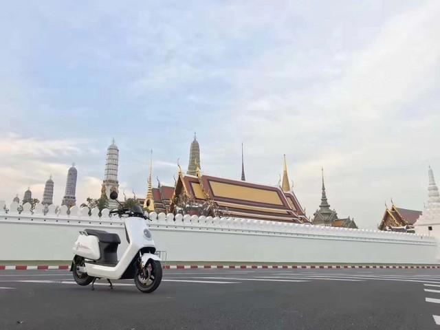 泰国电动车蓬勃发展 正修建大批电池厂
