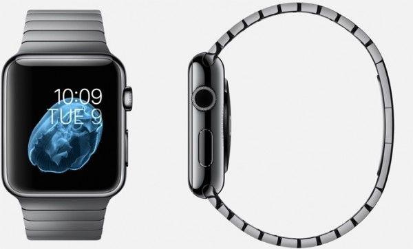 苹果最新专利:Apple Watch外观大变样
