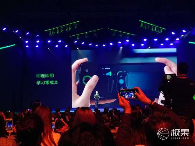 """""""生为竞技"""",黑鲨游戏手机发布,售价2999元起"""