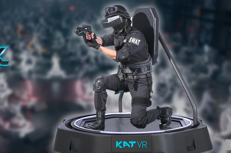 """【新科技创业2018Q1】「KAT VR」推线下娱乐子品牌""""V号玩家"""",将开拓网吧市场"""
