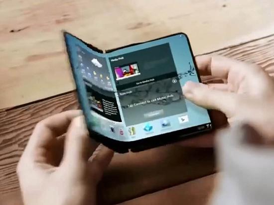 比三星galaxy x还要猛?华为可折叠屏手机或在年底面世