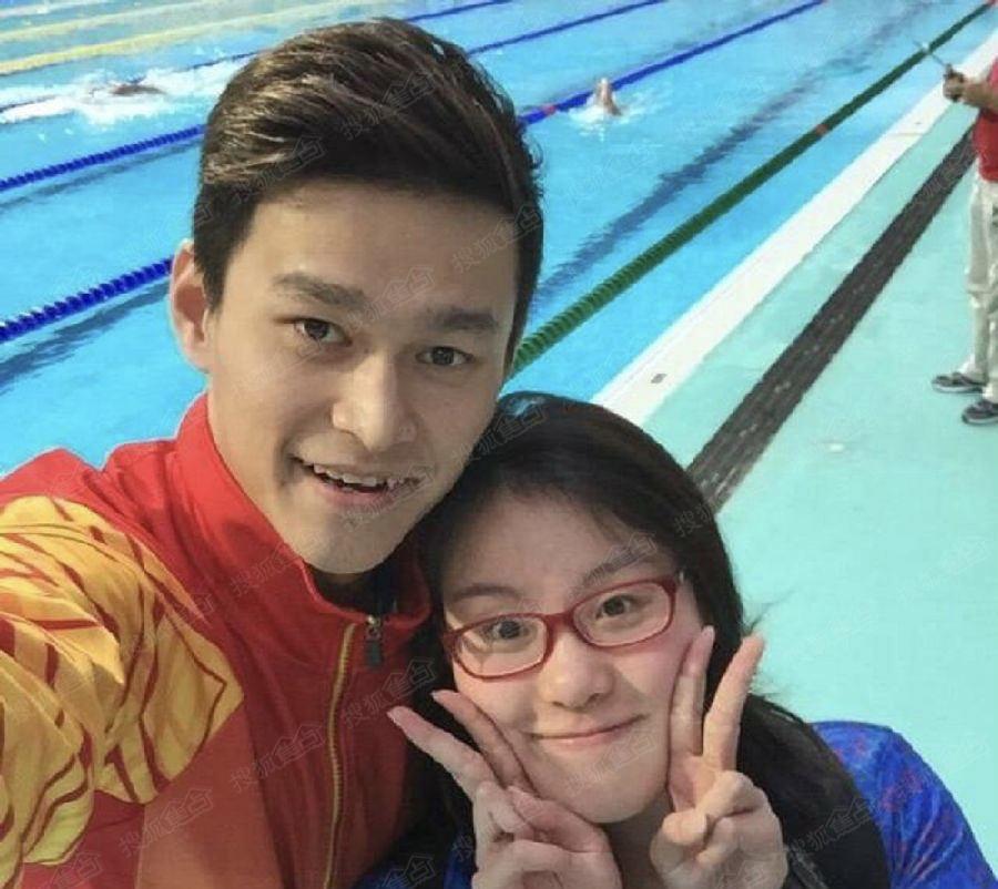 傅园慧揭开中国游泳乱象!世界冠军请不起队医,宁泽涛落选不稀奇