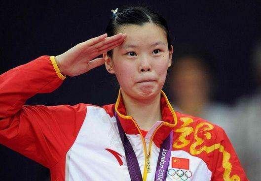 国羽一姐霸气!战东京奥运不退役 只为崛起而格斗