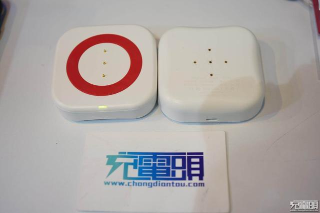 是无线充还是充电宝?香港环球资源展深圳星磁科技展出IF大奖作品