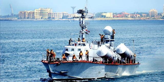 叙利亚可以靠隐形导弹艇+中国导弹反击美军?