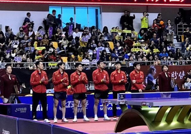 国乒天才黑马击败许昕 残酷暴廋20斤9比0逆转林高远