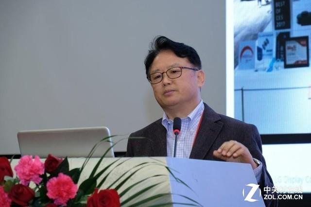 LG Display:与中国共同发展面板事业