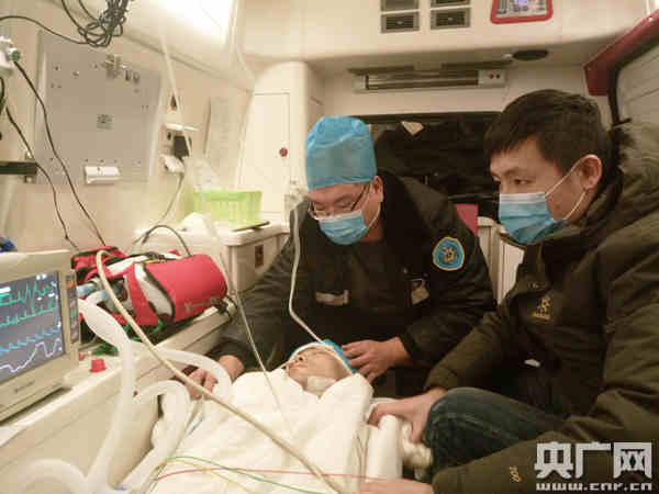 """器官捐赠协调员:生死""""摆渡"""" 只为一句""""我愿"""