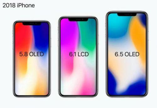 iPhone X Plus OLED屏下月量产 三星供