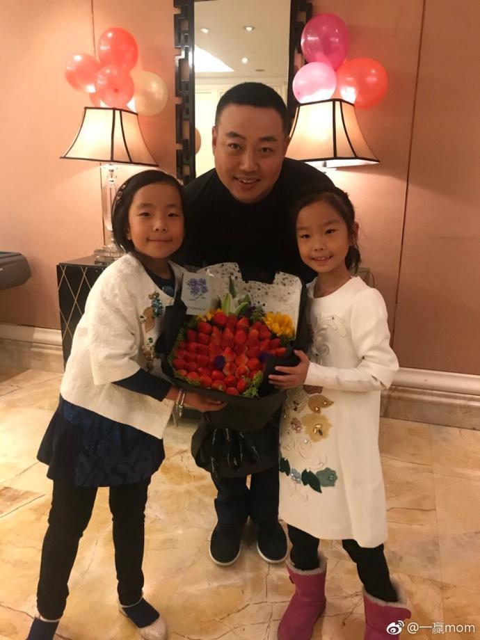 刘国梁夫妇宣布好消息!2女儿集体参加比赛 刘国梁小女儿正式参赛
