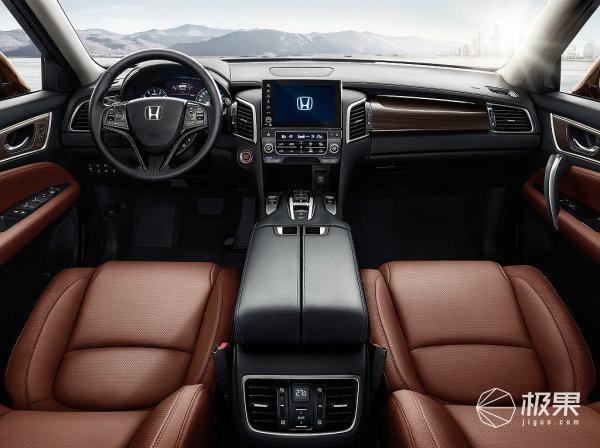 本田全新7座SUV震撼登场,或于今年国产上市