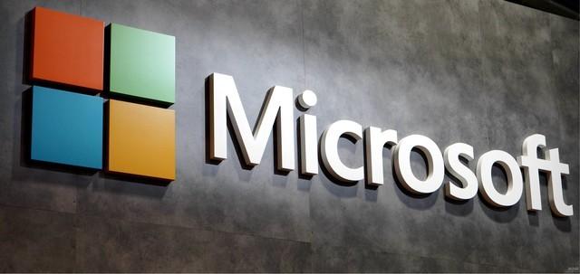 微软市值超谷歌Alphabet 位居全球第二
