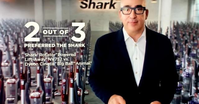 说出来你可能不信!这个叫Shark的吸尘器一年卖了100亿