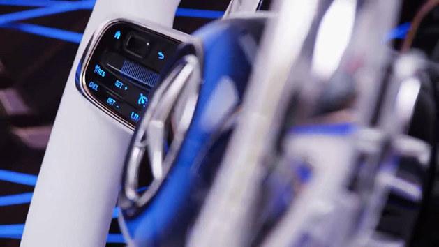 迈巴赫全新概念车预告图 于4月24日首发
