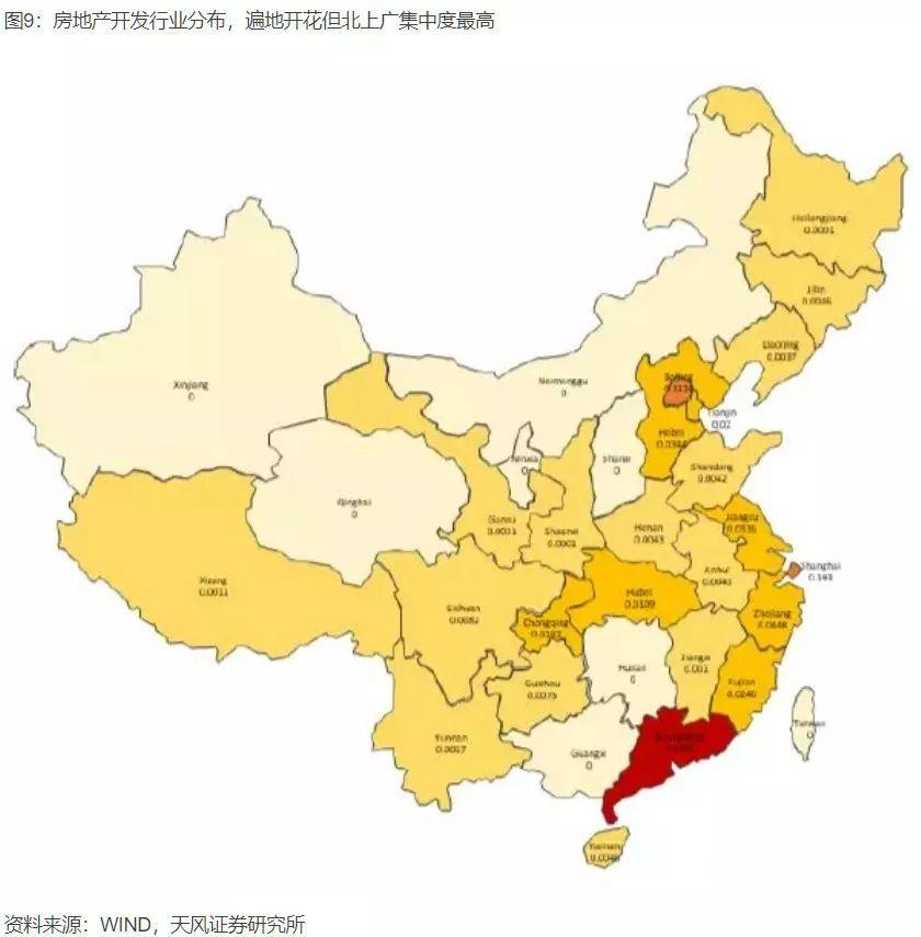 """中国产业大迁移全景图,这些城市正在""""悄然""""崛起"""