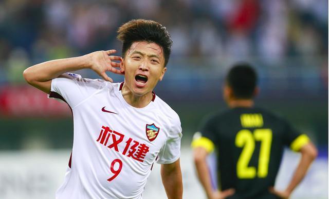 昔日本土最佳中锋终破门 激活他国家队俱乐部都受益