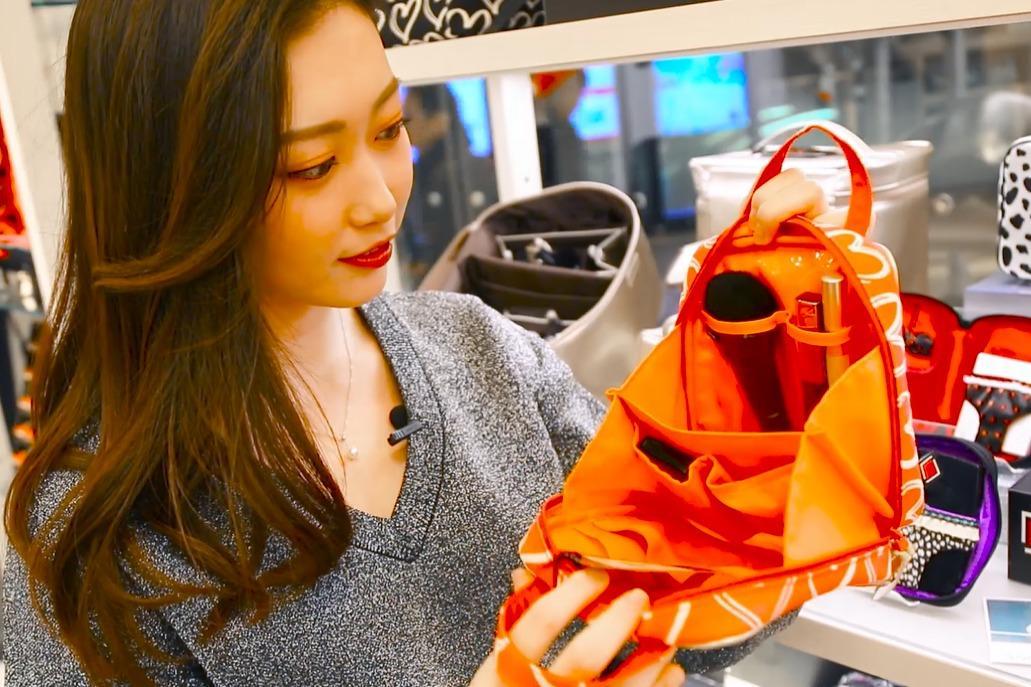 日本专业化妆师都超级喜欢用的化妆包