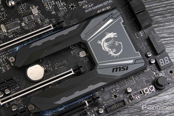 微星X470 GAMING M7 AC