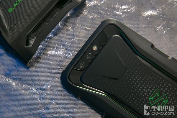 黑鲨手机评测:为竞技而生更为玩家而活