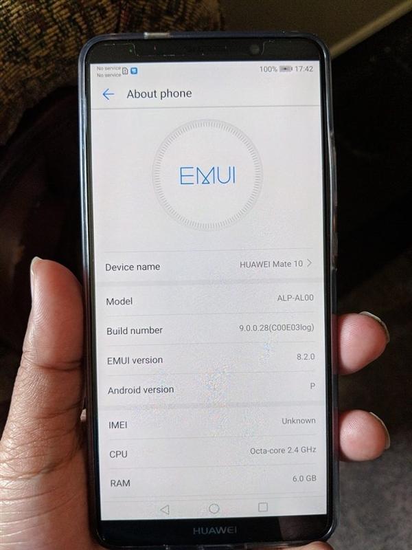 华为密谋全新EMUI:基于Android P!