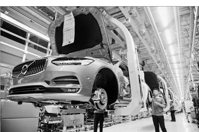 大庆打造沃尔沃高端汽车生产基地