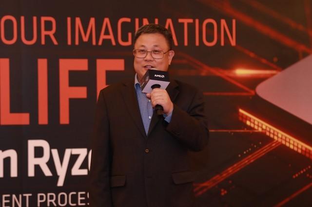 AMD二代锐龙处理器媒体交流会成功举行