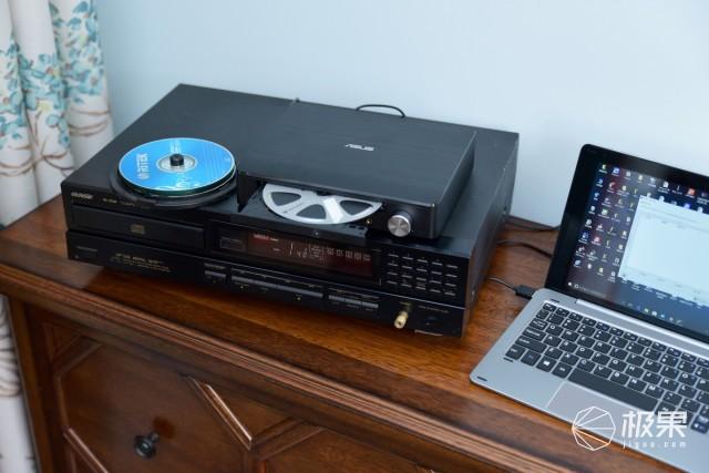播放刻录二合一,它让音视频发烧友尖叫不已—华硕外置DVD刻录机体验