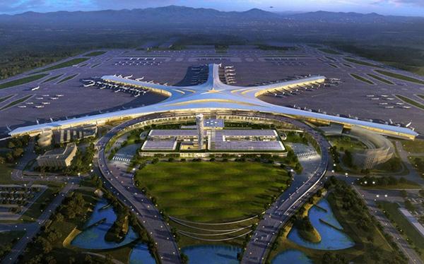 济宁市漕河机场规划图