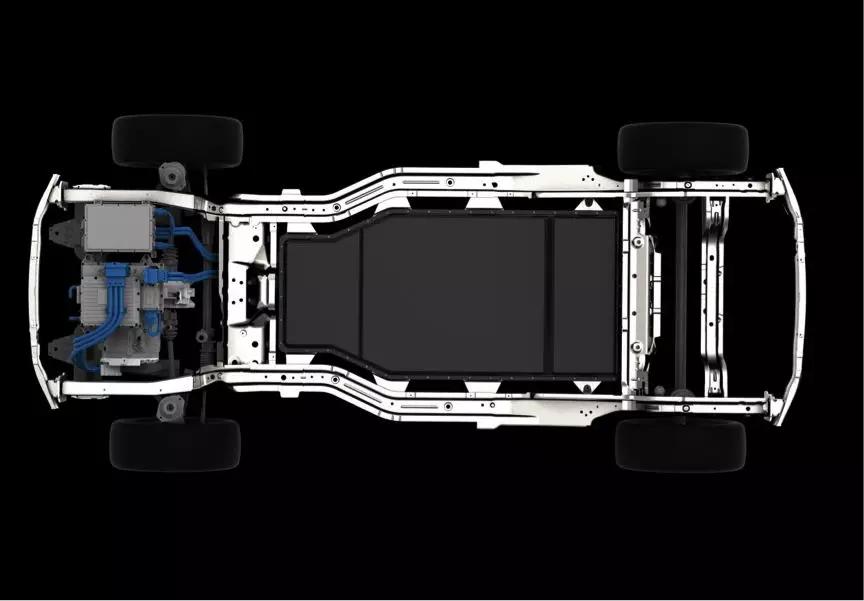这款A0级电动车 颜值不输Smart 续航350公里 售价不超10万