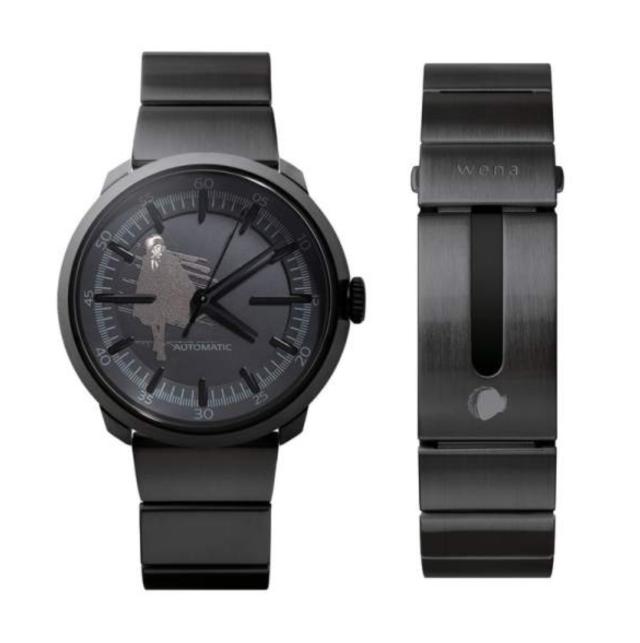 索尼发限量手表,带上即变身铁臂阿童木