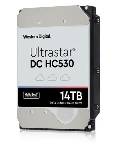 这硬盘容量14TB 西部数据这HDD到底如何