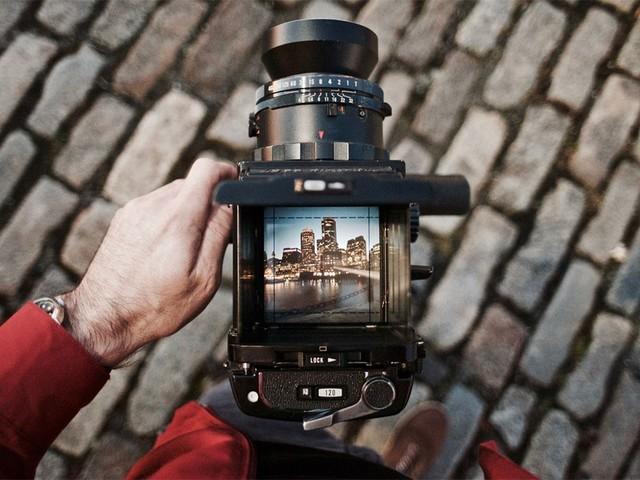 从胶片到数码 中画幅的发展变迁史