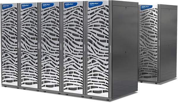 Cray超算迎接AMD 64核心EPYC:最多支持140万核心