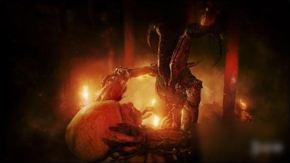超重口恐怖游戏《痛苦》发售日全新预告截图公