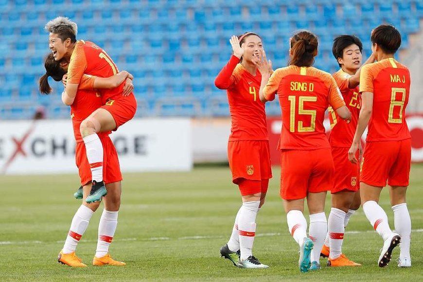 一出场就激活全队!28岁女足悍将单场独造3球太强悍