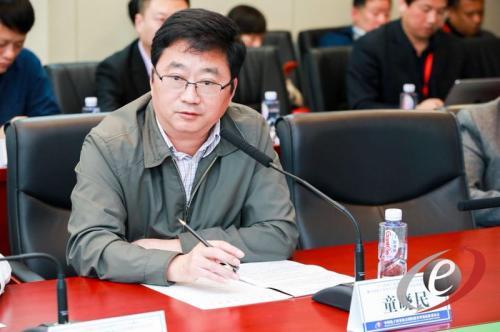 工业和信息化部信息中心总工程师童晓民司长