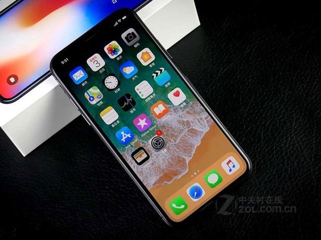 iPhone X双网通版本开卖 7499元最低价