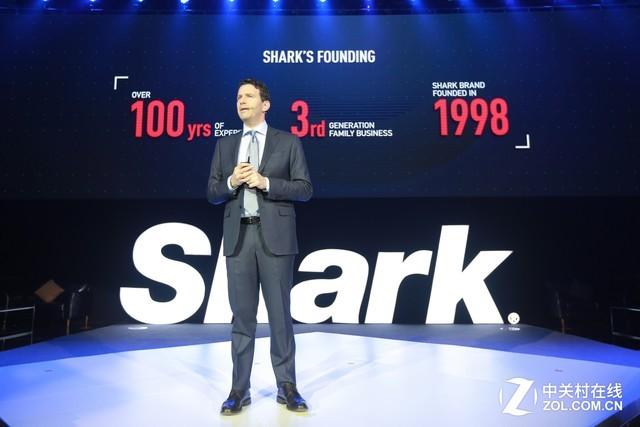 """Shark总裁专访:带着两把刷子的""""北美老罗""""来中国了"""