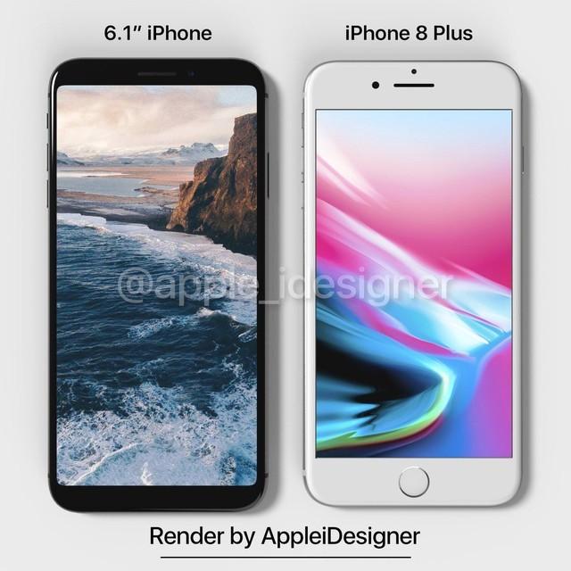这设计很安卓 苹果iPhone 9渲染图曝光