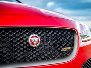 捷豹XE 300 Sport官图发布 搭2.0T发动机