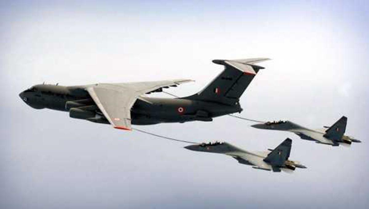 解放军获得最后1架伊尔78:加油机是空军最大短板