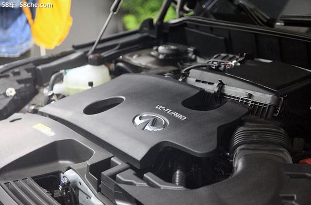 东风英菲尼迪全新QX50 或6月份正式上市