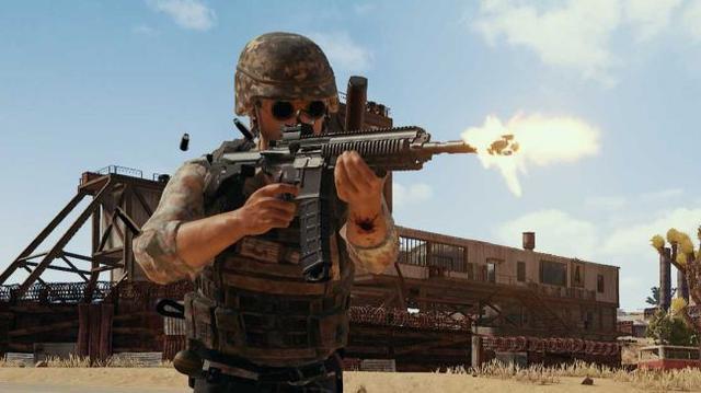 《绝地求生》将重新平衡武器性能 武器选择更多样
