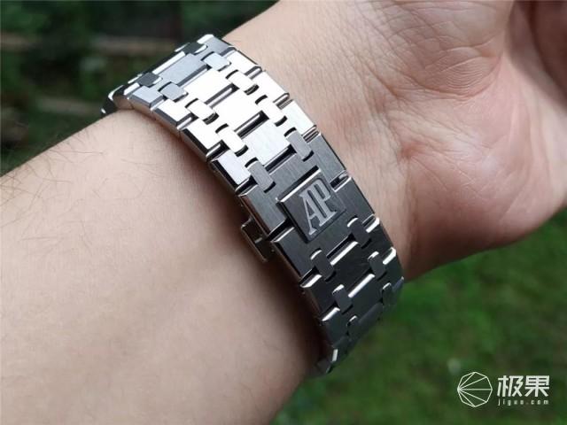 爱彼手表凭啥这么贵?只看做工和材质就TM碉堡了